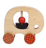 playtime wooden push toy