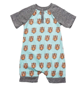 little boy miki miette teddy romper