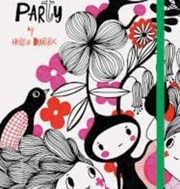 book garden party sketch book (helen dardik)