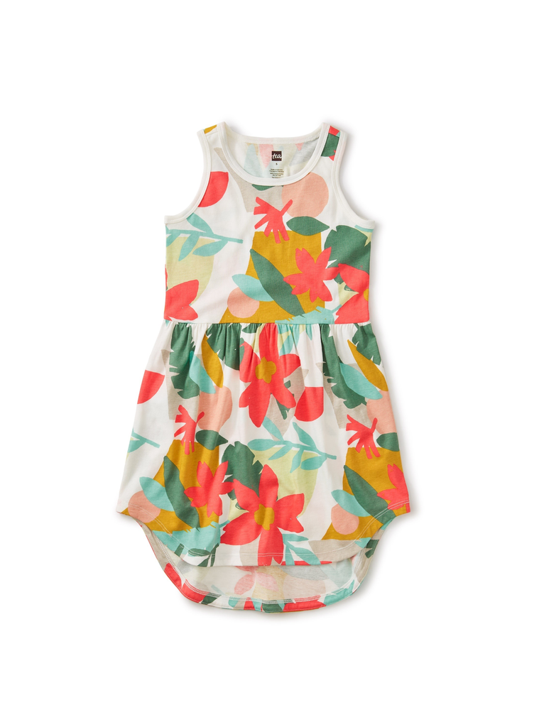 girl tea collection skirted tank dress