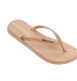 fashion accessory ipanema glitter flip flops