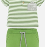 little boy mayoral 2 piece short set