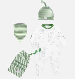 little one mayoral 4 pc pajama set