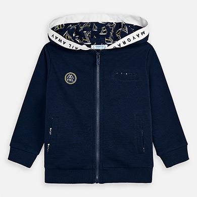 boy mayoral zip hoodie