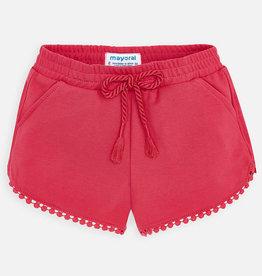 girl mayoral pom shorts
