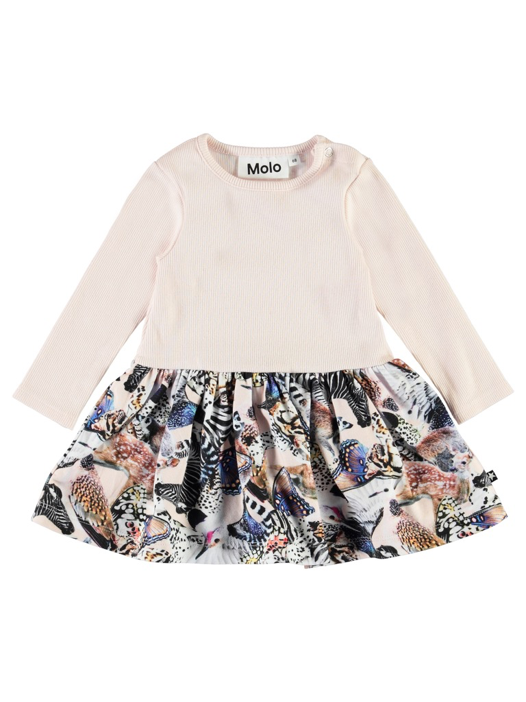 little girl molo carel dress