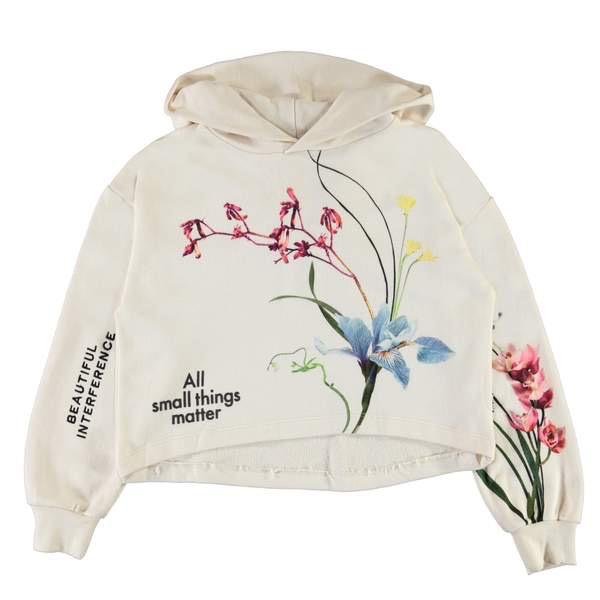 girl molo malina hoodie