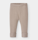 little girl mayoral knit leggings