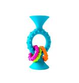 playtime fat brain pip squigz loops, 6m+