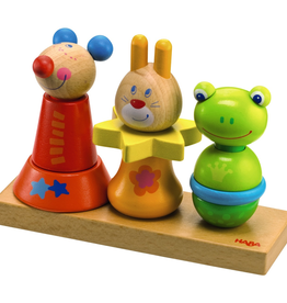 playtime haba animal trio set 18m+