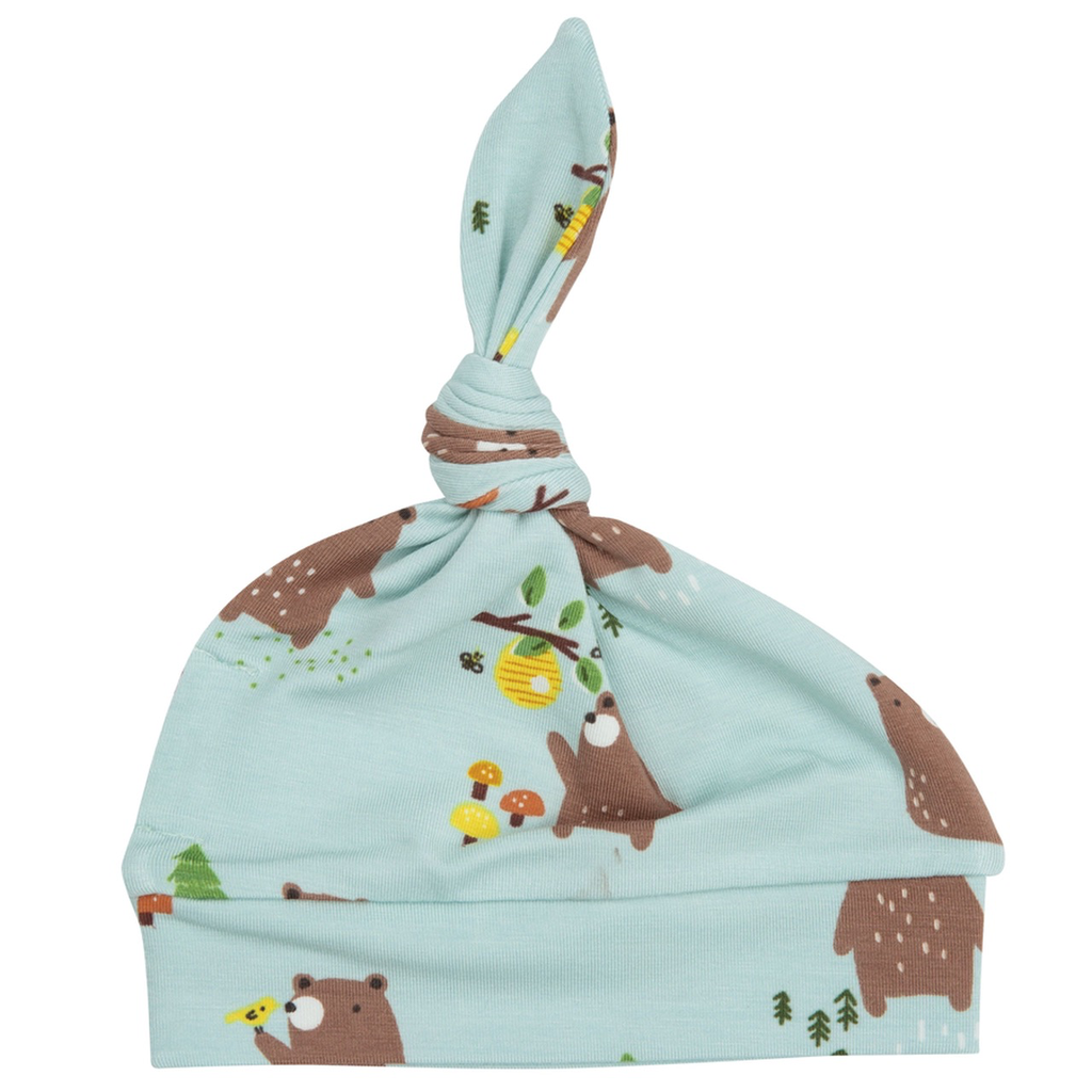 fashion accessory angel dear knotted hat