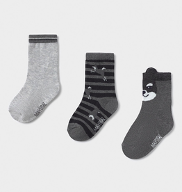 fashion accessory mayoral socks, 3 pair