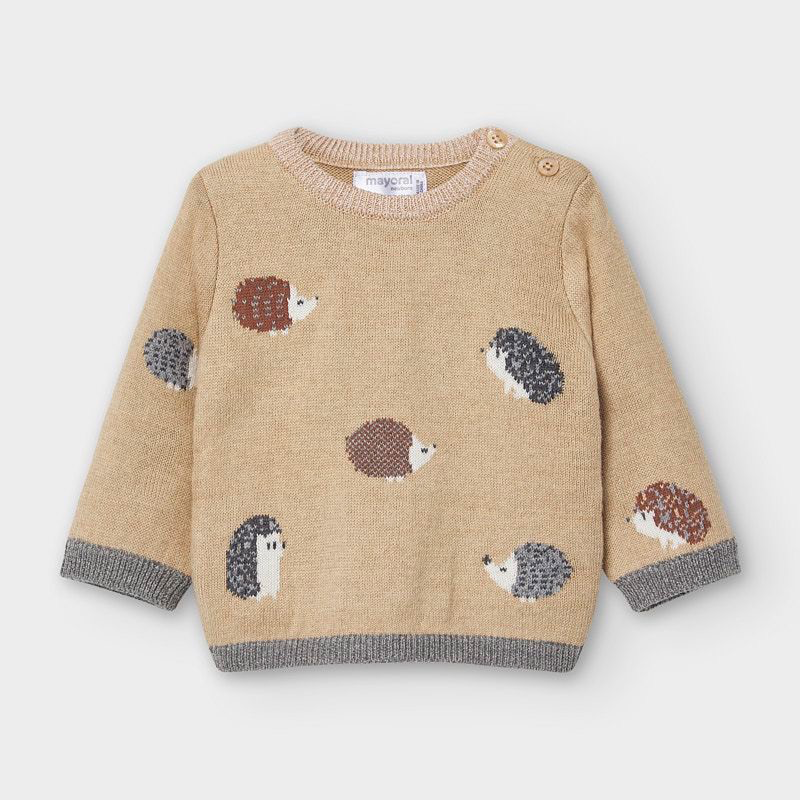 little boy mayoral graphic sweater