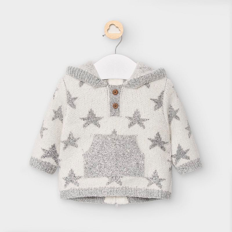 little boy mayoral hooded sweater