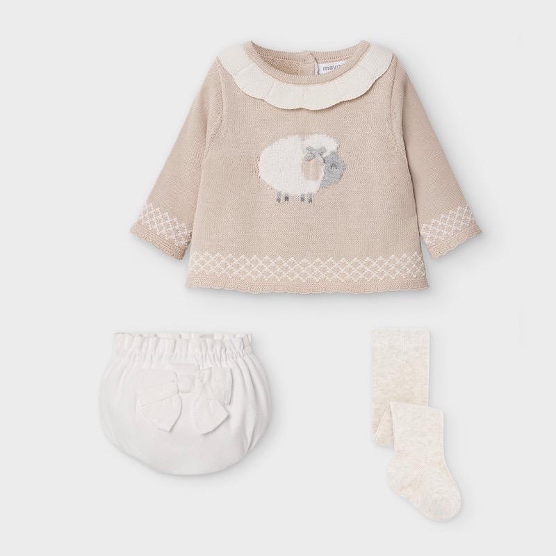 little boy mayoral sweater set