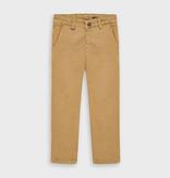 boy mayoral brushed cotton pants