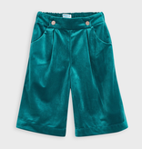 girl mayoral velvet pants