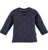 little boy babyface graphic sweatshirt