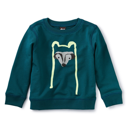little boy tea collection graphic popover