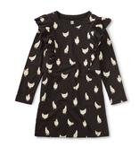 girl tea collection ruffle dress