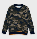 boy mayoral patterened sweater