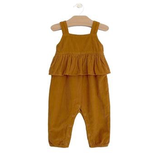 girl city mouse fine wale cord romper