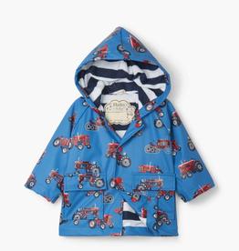 little one hatley baby rain coat
