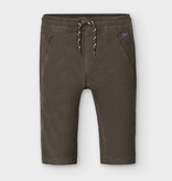 little boy mayoral micro-cord lined pants