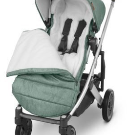 gear UPPAbaby cozy ganoosh, stroller size