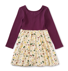 girl tea collection ballet skirted dress