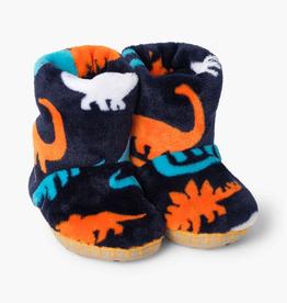 kid hatley fleece slippers