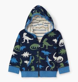 little boy hatley reversible hoodie