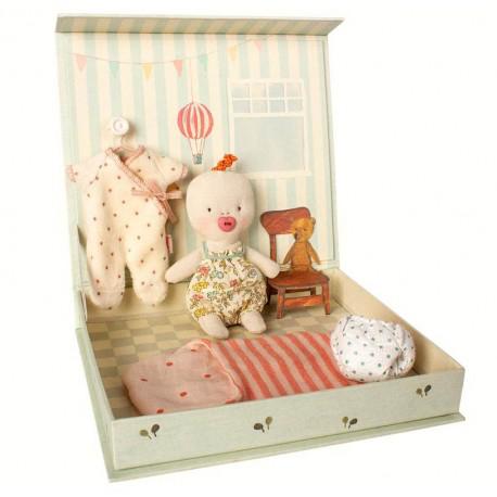 playtime maileg ginger baby room playset