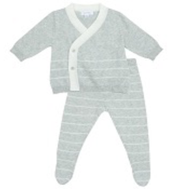 little one angel dear knit take me home set