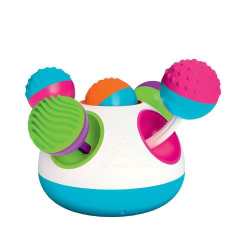 playtime fat brain toys, klickity, 12m+