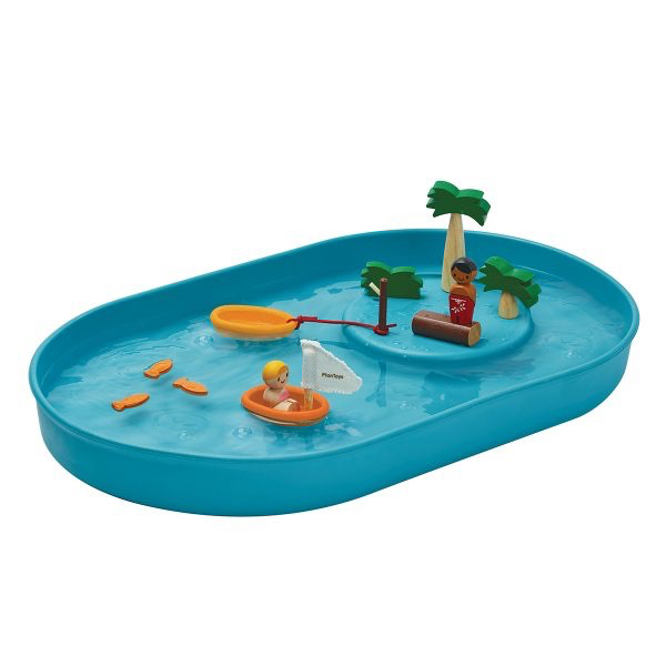 playtime plantoys water play set 3y+