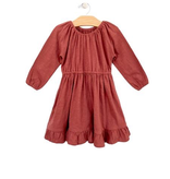 girl city mouse twirl dress