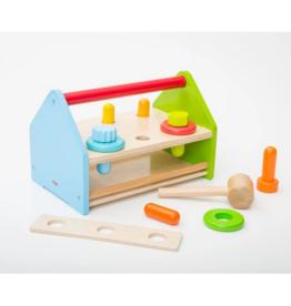 playtime haba tool box hammer bench 18m+