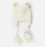 fashion accessory sam bear crocheted hat