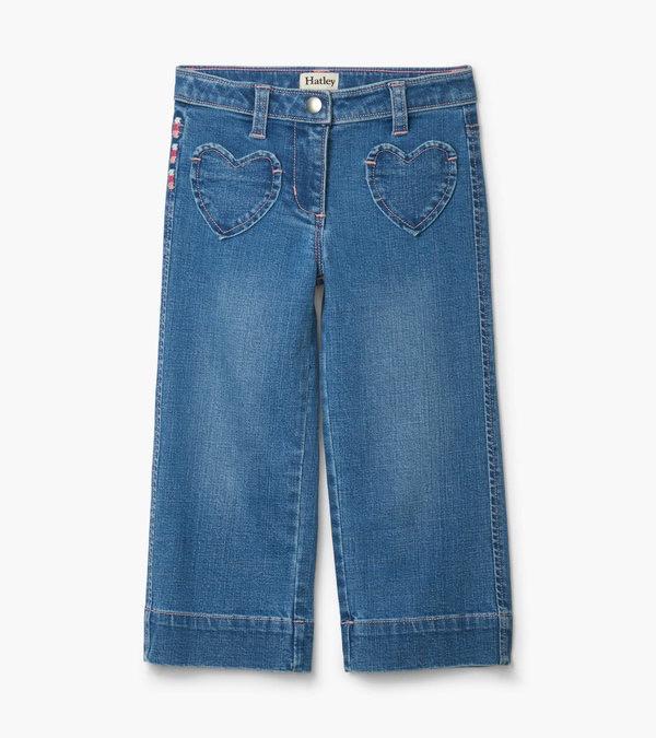 girl hatley wide leg pants