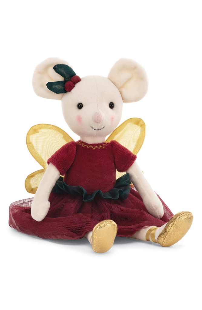 playtime jellycat sugar plum fairy mouse
