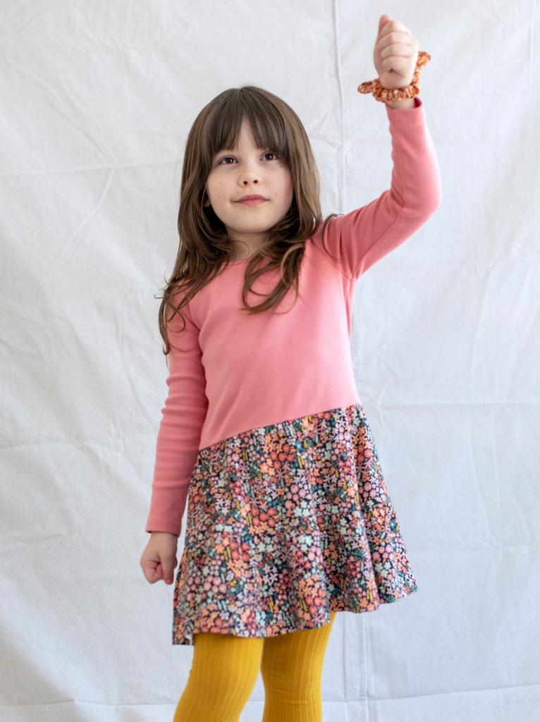 girl tea collection skirted dress