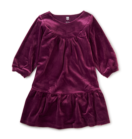 girl tea collection velour dress