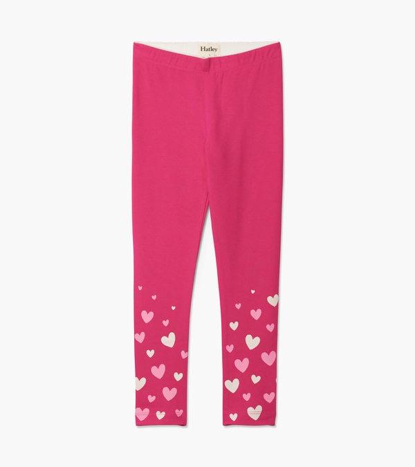girl hatley graphic leggings