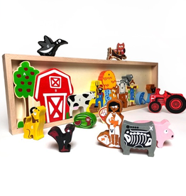 playtime puzzle & playset