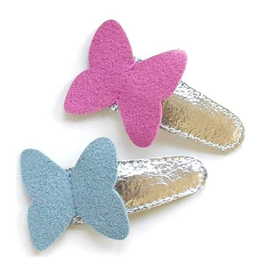 hair hello shiso butterfly clips