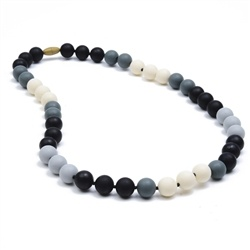jewelry chewbeads bleecker necklace, black