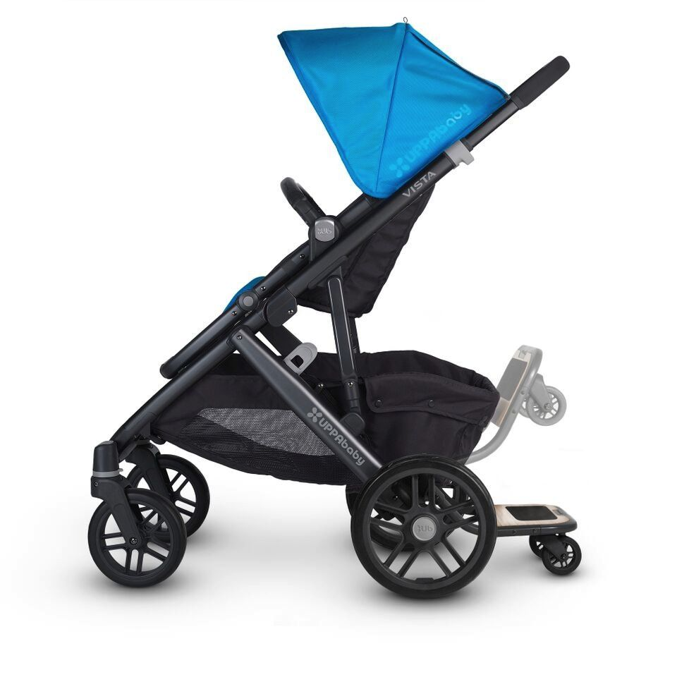 gear UPPAbaby VISTA and V2 piggyback ride-along board