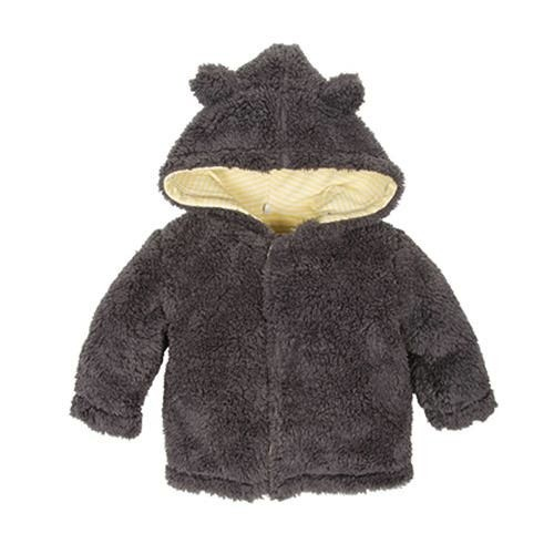 baby magnificent baby bear jacket