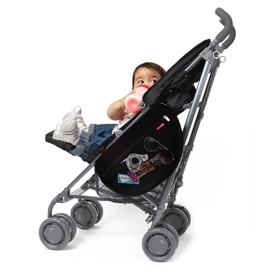 gear skip hop grab & go stroller saddlebag